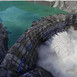 溪洛渡水电站